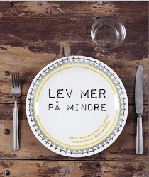 Lev mer på mindre -boken