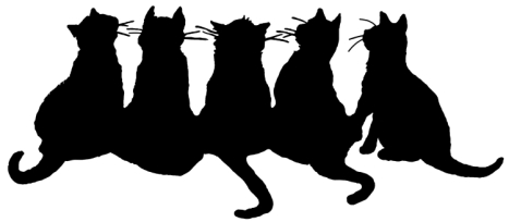 black-cat-silhouettes-1